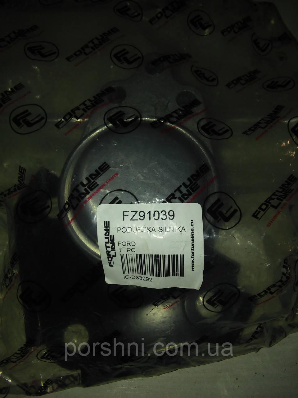 Подушка  двигателя Ford  Fiesta Fusion  1.25 - 1.6 2001 >Fortune Line RH FZ91039. N:1207532