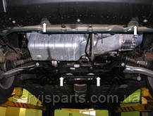 Защита двигателя Peugeot Partner 1997-2008  (Пежо Партнер), фото 2