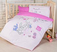 Детское постельное в кроватку Little (Литл)