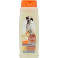 Hartz (Хартц) Groomers Best Oatmeal Shampoo 532мл - шампунь для собак с овсянкой для чувствительной кожи