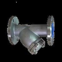 Фильтр фланцевый для хим. промышленности Ру15 Ду300