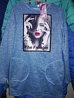 """Детская туника для девочки """"The Fashion"""""""