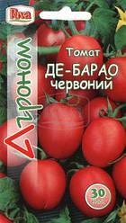 Томат ДЕ-БАРАО КРАСНЫЙ, 30с