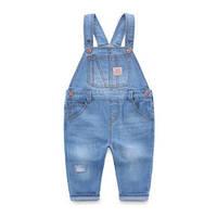 Комбинезон джинсовый (нов)120