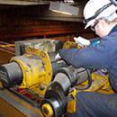 Ремонт и восстановление подъемно-транспортного оборудования