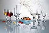 Bohemia Claudia Набор бокалов для шампанского 6*180 мл (40149), фото 2
