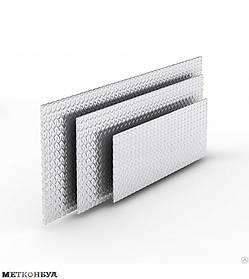 Алюминиевый лист рифленый 2х1000х2000 мм