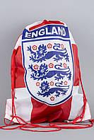 Рюкзак сборной Англии, England,  красный, ф4755