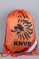 Рюкзак сборной Голландии, Netherlands, оранжевый, ф4757