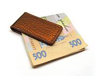 Зажим для денег из кожи Bretton