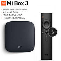Xiaomi TV Box 3 International Edition 2/8Gb Android TV 6.0 (MDZ-16-AB)