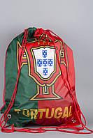 Рюкзак сборной Португалии, Portugal, красный, ф4758