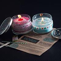 """Детский набор """"Starter kit for kid"""" для создания свечей своими руками"""