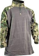 Рубашкa Skif Tac AOR shirt w/o elbow. Размер - L. Цвет - A-Tacs Green