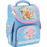 Рюкзак школьный Kite Popcorn Bear PO17-501S-1 Бесплатная доставка+подарок