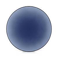 Тарелка круглая Revol цвет голубой, серия Equinoxe (16 см)