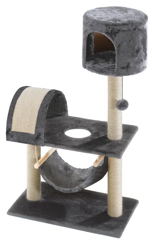 Ferplast PA 4027 Будиночок когтеточка для кішок