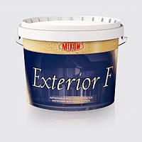 Фасадна фарба Mixon Exterior F. 2,5 л, 5 л, Біла W0