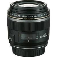 Объектив Canon EF-S 60mm f/2.8 Macro (В наличии на складе)