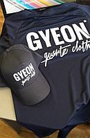 Комплект футболка и кепка Gyeon