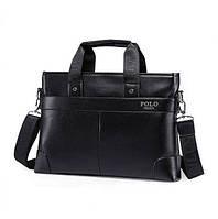 Большая сумка портфель для стильного мужчины. Отличное качество. Доступная цена. Код: КГ690