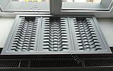 Лоток для тарілок у висувний ящик 845-480 мм. сірий, фото 4