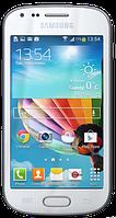 "Китайский Samsung Galaxy S3, дисплей 4"", Wi-Fi, ТВ, 2 SIM, Java. Белый, фото 1"