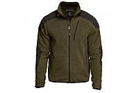 Куртка тактическая флисовая 5.11 Tactical Full Zip Field Green (72407-206) KR