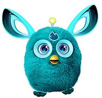 Hasbro Furby Connect Friend, Teal (Ферби Коннект бирюзовый)