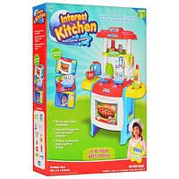 Детская кухня Interest kitchen WD-A22-B22 со звуком и светом!