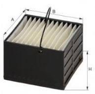 Фильтр топливный M-Filter DE3400