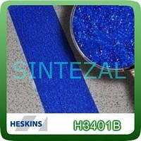 Антискользящая лента Heskins стандартной зернистости. 25 мм., Синяя