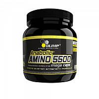Аминокислоты Olimp Labs Anabolic Amino 5500 Mega Caps (400 капсул.)