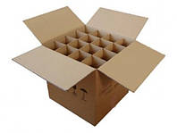 Коробка картонная 262х177х190 мм