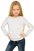 Модный детский лонгслив на девочку