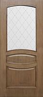 ДвериВенеция стекло с фотопечатью шпон натуральный