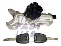 Замок зажигания Ducato/Boxer/Jumper 02-06 (OE Fiat внутри)  FAST