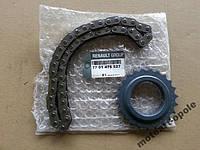 Комплект цепи привода маслонасоса Trafic 2.0dCi (M9R) 06>  RENAULT
