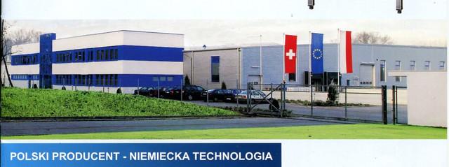 Фотография завода в Германии