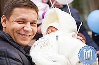 Долгожданная встреча из роддома до дома сына весной Одесса