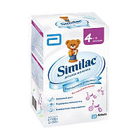 Similac Молочная смесь 4 с 18 мес. 700 г ( Симилак  4 c 18 мес. 700 гр )