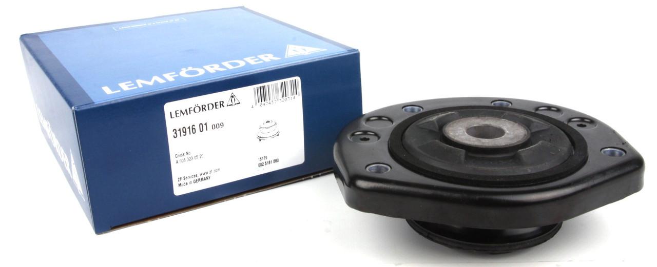 Подушка амортизатора (переднего) MB Sprinter/VW Crafter 06- Lemforder