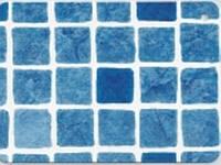 ПВХ плівка для басейну ALKORPLAN 3000 Мозаїка велика (ширина 1,65 м), фото 1