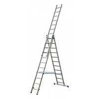 Лестница 3-х секционная Elkop VHR H 3х10 (5,81 м, 150 кг)