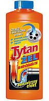 """Гель для чистки канализационных труб """"Tytan"""""""