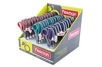 7712 Fissman Кухонні ножиці 17 см в асортименті (36 шт. у промо-коробці) ціна за 1 од.