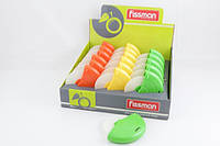 7285 Fissman Різак для піци пластик (18 шт. у промо-коробці) ціна за од.