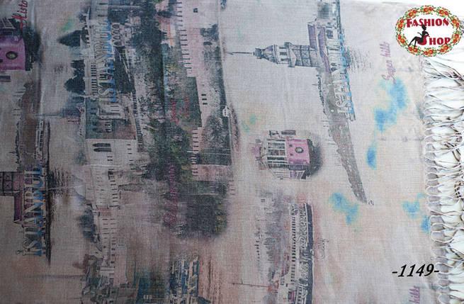 Лёгкий шарф Стамбул, фото 2