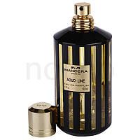 Чоловіча нішева парфюмировання вода Mancera Aoud Line 120ml
