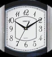 Часы настенные SIRIUS SI-B043tm плавный ход